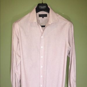 Rag and Bone 16.5 all-cotton dress shirt